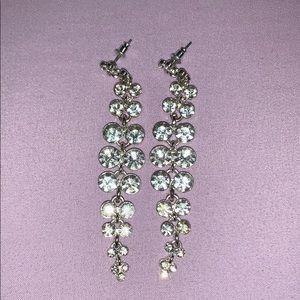 Forever21- Diamond Earrings
